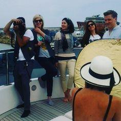 Oggi soothing su uno splendido yacht per @missartemodaitalia. Alcuni scatti di backstage!  #mada #fashion #womenfashion #instaitalia #instaitaly #italy #fascinator #instagood #instadaily #instalike #madeinitaly #arte #artigianato #artigian #ragazza #style #hatsummer #hat #cloche #accessories #artigianatoitaliano #accessoryaddict #modella #modelle #model #igers #igersoftheday #portrait #love #girl