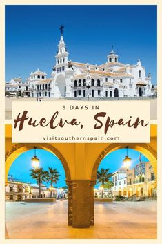 Wondering about things to do in Huelva, Spain? Enjoy a complete 3-day itinerary with the best beaches near Huelva, attractions in Huelva, Andalucia and the best hotels in Huelva, Southern Spain. This Huelva itinerary brings you all you need to know for tourism in Huelva including beach resorts in Huelva and things to eat in Huelva. And don't forget the delicious tapas from Huelva, Spain. #huelva #southernspain #andalucia #andalusia #huelvabeaches #huelvaspain #huelvatourism #visitspain… Top Cities In Spain, Places In Spain, Cities In Europe, Europe Destinations, Travel Europe, European Travel, Spain Travel Guide, Travel Goals, Travel Tips