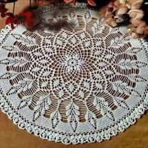 Home Decor Crochet Patterns Part 139