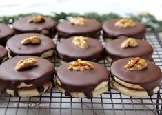 Islere cu ciocolata - Desert De Casa - Maria Popa