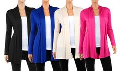Zorrel Interlock Women'S Cardigans 52