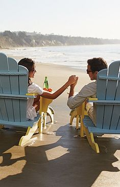 Margaritaville 5-o'clock Outdoor Furniture Collection. A Perfect Day, Romantic Couples, Simple Pleasures, On The Beach, Hopeless Romantic, Summer Beach, Summer Fun, Summer Blues, Coastal Living