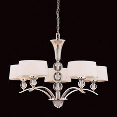Savoy House 1-1035-5-109 Murren 5 Light Chandelier