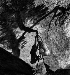 Pictured: The incredible 'Stone Nudes' who rock climb completely naked