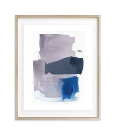 """""""Pressed No. 3"""" - Art Print by Julia Contacessi in beautiful frame options and a variety of sizes."""