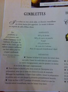 Gimblettes (luang prabang)