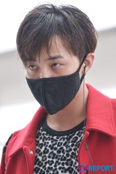 140628 G-Dragon at Incheon Airport