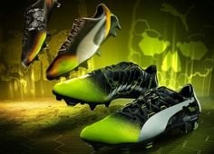 PUMA evoPOWER 1.3 and evoSPEED SL II Graphic Editions