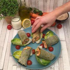 Buzzfeed Food Videos, Buzzfeed Tasty, Salada Light, Amazing Food Videos, Bistro Food, Deli Food, Rainbow Food, Tiny Food, Good Healthy Recipes