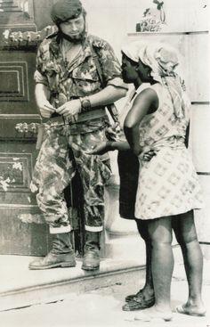 Portuguese Marine, Angola, 1975: