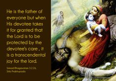 A Transcendental Joy For The Lord  For full quote go to: http://quotes.iskcondesiretree.com/srila-prabhupada-on-a-transcendental-joy-for-the-lord/  Subscribe to Hare Krishna Quotes: http://harekrishnaquotes.com/subscribe/  #SupremeLord