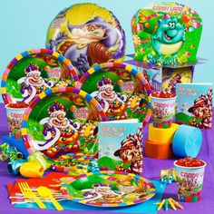 Candy Land Party..... I want to do this for my future kid!!