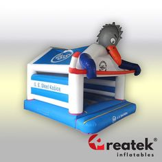REATEK Inflatables professional designer and manufacturer of inflatable slides, jumping castles, moonwalks, bounce houses and inflatable games. Inflatable Bounce House, Inflatable Slide, Bounce Houses, Logo Shapes, Bouncy Castle, Indoor Playground, Central Europe, Design Your Own, Playroom