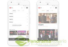 Google ingresa al mercado de streaming televisivo con YouTube TV