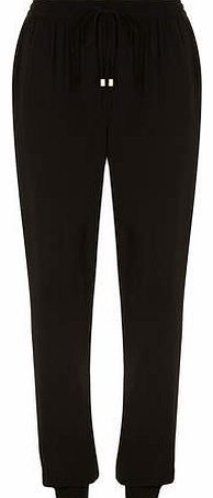 Dorothy Perkins Womens Tall Black Joggers- Black DP14525301 Tall pull on style formal jogger in plain black. Approx length 80cm. 100% Viscose. Machine washable. http://www.comparestoreprices.co.uk//dorothy-perkins-womens-tall-black-joggers-black-dp14525301.asp