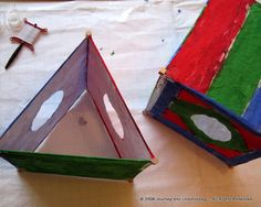Japanese Kite Making | Journey Into Unschooling