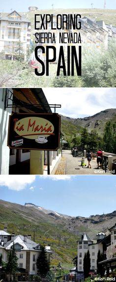 Exploring Sierra Nevada Spain