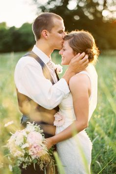 Fort Worth Wedding from Ryan Ray + Candlelight Films | Style Me Pretty