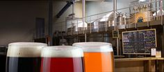 Experience finely handcrafted brews at Tröegs Brewing Company in Hershey. #pa
