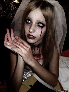 dead bride makeup - Google Search