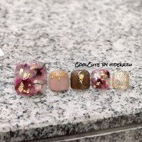 Luxury Nails – Great Make Up Ideas Pretty Toe Nails, Cute Toe Nails, Toe Nail Art, Love Nails, Pedicure Designs, Simple Nail Art Designs, Toe Nail Designs, Ongles Bling Bling, Manicure Y Pedicure