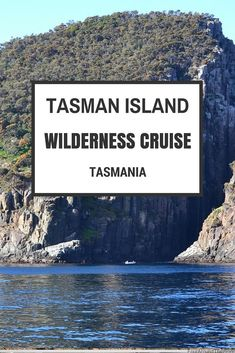 Tasman Island Cruises Tasmania - Our Pennicott Wilderness Cruise off Tasman Island was one of the most fun and exciting day trips we have done, anywhere! This is a must do when visiting Australia! Travel Money, Cruise Travel, Travel Tips, Cruise Tips, Travel Articles, Travel Abroad, Travel Guides, Travel Destinations, Visit Australia