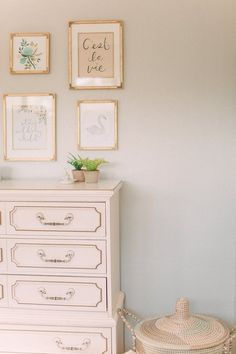 vintage french girls nursery | Wedding & Party Ideas | 100 Layer Cake