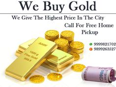 If you are looking for a trusted place where you can sell gold. Then you should visit our gold buyer in Dwarka. Here you can get the best cash for gold jewellery or other assets at the best market price. Just call us at