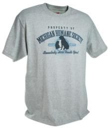 """There will be no mistaking """"who"""" you belong to when you wear this """"Property of"""" #tshirt."""