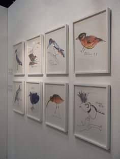 Vic Reeves' Birds - AAF Battersea, 2011