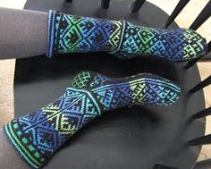 Ravelry: nanetteb's Anatolian Socks