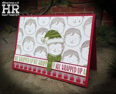 All Things Stampy: Jolly Friends elf: creepy or cute?