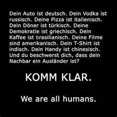 Wir sind alle nur Menschen