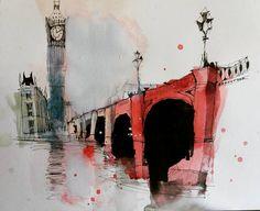 Fennelly Art (@ianfennelly) в Instagram: «Westminster #sketch #quicksketch #penandink #pen #ink #sketchy #messyart #thames #lovelondon #paint #painting #sketch #drawing #sketching #sketchbook #travelbook #arch_more #archisketcher #sketchaday #sketchwalker #sketchcollector #artbook #artjournal #traveldiary #topcreator #usk #urbansketchers #urbansketch #скетчбук #скетч #скетчинг #pleinair #aquarelle #watercolorsketch #usk #architecture
