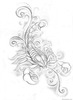 Download Tattoo Designs By Joseph Gilland Latest Scorpio Design From in many sizes.