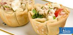 Tuna Salad Cups