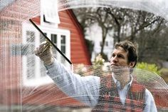 {How to Clean Windows Like a Pro} Photo: Kenneth Chen | thisoldhouse.com | from How to Clean Windows Like a Pro