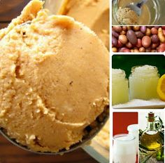 Booza is the arabic word for ice cream Ingredients -for approximately 2 L kg potatoes 1 tbsp salt 1 tbsp lemon salt 225 g. Ice Cream Ingredients, Lemon Salt, Cornbread, Sweet Potato, Potatoes, Ethnic Recipes, Desserts, Food, Millet Bread