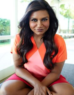 """Star of """"The Mindy Project"""", Mindy Kaling, covers the February 2015 issue of Good Housekeeping flashing a winning smile. In her interview, Mindy opens up about… Mindy Kaling, Personal Branding, The Mindy Project, Thing 1, Little Fashion, Good Housekeeping, Brunette Hair, Brunette Highlights, Brunette Color"""