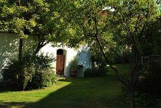 Úchvatná venkovská zahrada