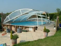 Swimming Pool: Garden Pool Design Ideas With Swimming Pool Space ...