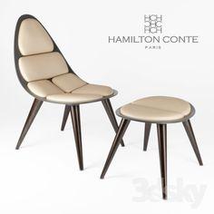 Hamilton Conte Paris VADIM