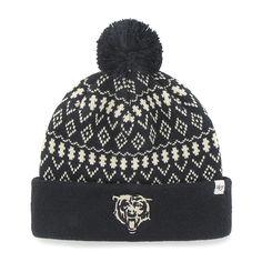 Chicago Bears Eileen Cuff Knit Navy 47 Brand Womens Hat
