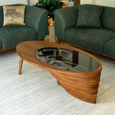 Drum Coffee Table, Reclaimed Wood Coffee Table, Unique Coffee Table, Large Coffee Tables, Walnut Coffee Table, Rustic Coffee Tables, Wood Table, Wooden Coffee Table Designs, Large Table