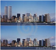 I was there a few times before 9/11 - the skyline looks so empty without those towers and I still am not used to seeing the pics without them.  This has to be THE city of all cities!  Love NY!