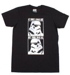 Star Wars Men's Stormtrooper At First I Was Like T-Shirt, XX-Large Mighty Fine http://www.amazon.com/dp/B00ED0XTE2/ref=cm_sw_r_pi_dp_OjZkub16DQXBS