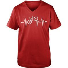 Mountain Bike Heartbeat Shirt!