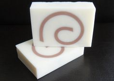 Cinnamon Roll Goat's Milk Soap by TheLatherCo on Etsy, $5.00