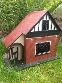 Vintage Dolls House Cottage For Renovation | eBay