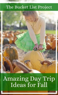 There are a variety of amazing day trip ideas for Fall. That is why you shouldn't be too stuck with this list of ideas to do this season. Discover some amazing Fall Activities to do with your whole family! #AutumnVibes #FallColors #Pumpkins #Bucketlist Best Bucket List, Adventure Bucket List, Autumn Activities, Activities To Do, Road Trip Snacks, Road Trips, Bucket List Ideas For Women, Adventure Activities, Day Trip